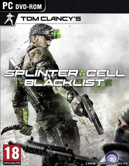Splinter Cell Blacklist 2013 года, прохождение (PC/3D/RUS)