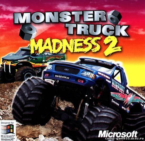 Monster Truck Madness 2 (PC/ENG/RUS)