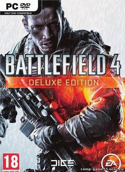 Battlefield 4, Бателфилд 4 (PC/3D/ENG/RUS)
